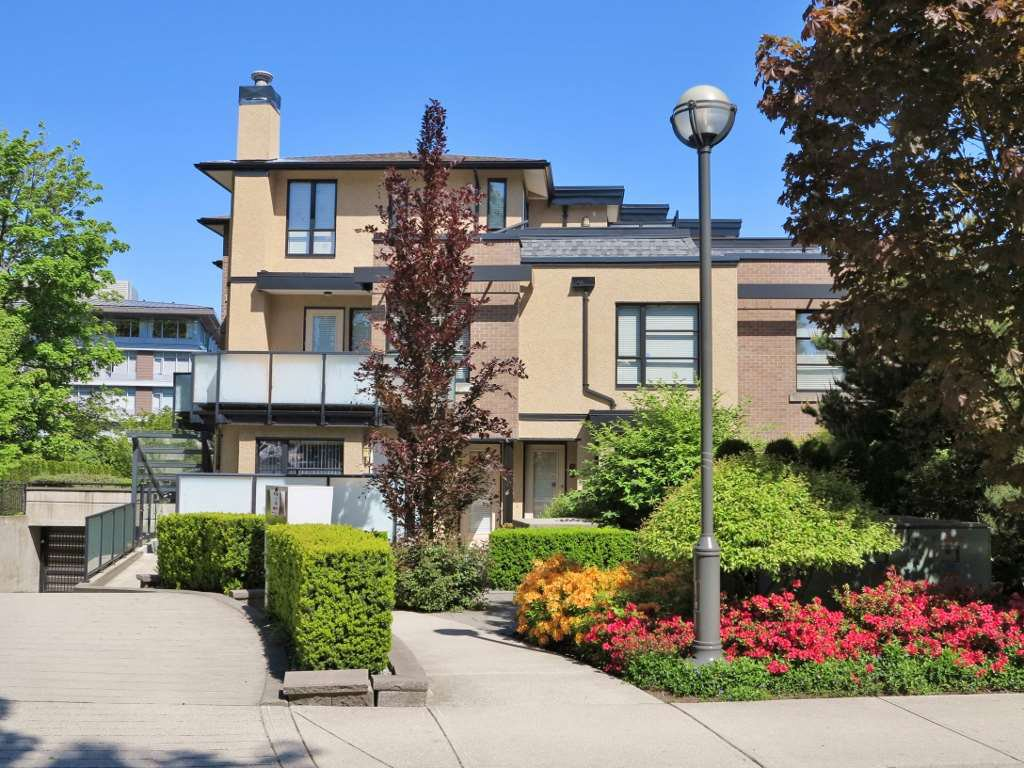 """Main Photo: 15 1863 WESBROOK Mall in Vancouver: University VW Townhouse for sale in """"ESSE"""" (Vancouver West)  : MLS®# R2313059"""