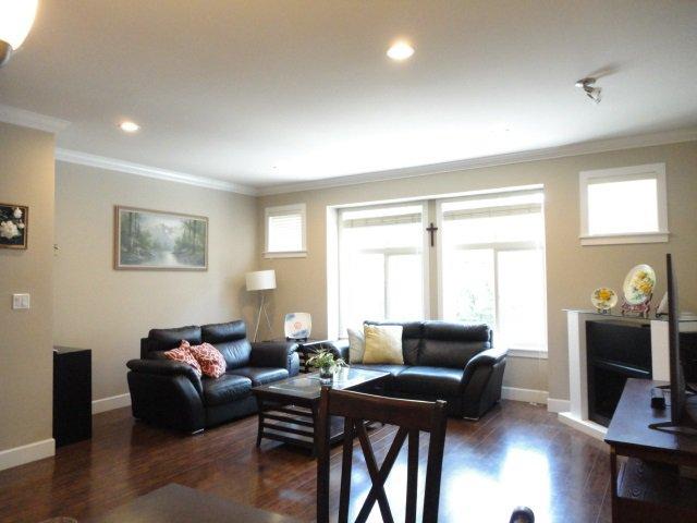 "Main Photo: 18 12036 66 Avenue in Surrey: West Newton Townhouse for sale in ""Dubb Villa Estates"" : MLS®# R2317625"