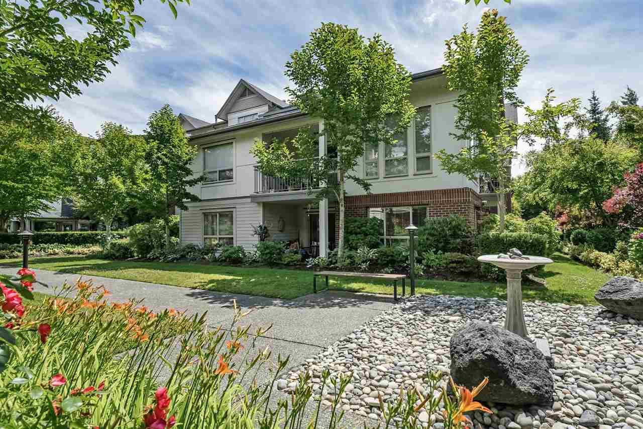 "Main Photo: 108 2167 152 Street in Surrey: Sunnyside Park Surrey Condo for sale in ""Muirfield Garden"" (South Surrey White Rock)  : MLS®# R2329228"