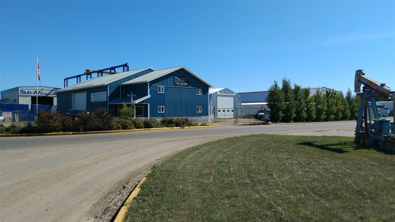 Main Photo: 13 Exploration Drive: Devon Industrial for sale : MLS®# E4150114