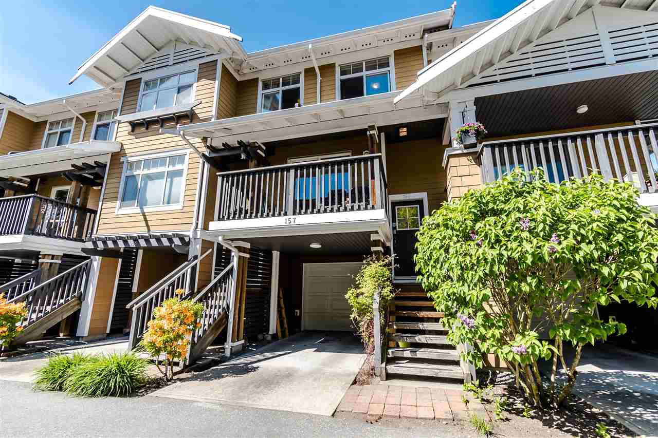 "Main Photo: 157 15236 36 Avenue in Surrey: Morgan Creek Townhouse for sale in ""SUNDANCE"" (South Surrey White Rock)  : MLS®# R2363289"