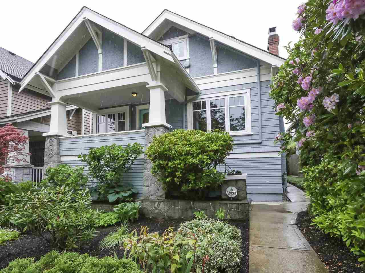 """Main Photo: 980 W 20TH Avenue in Vancouver: Cambie House for sale in """"DOUGLAS PARK"""" (Vancouver West)  : MLS®# R2376560"""