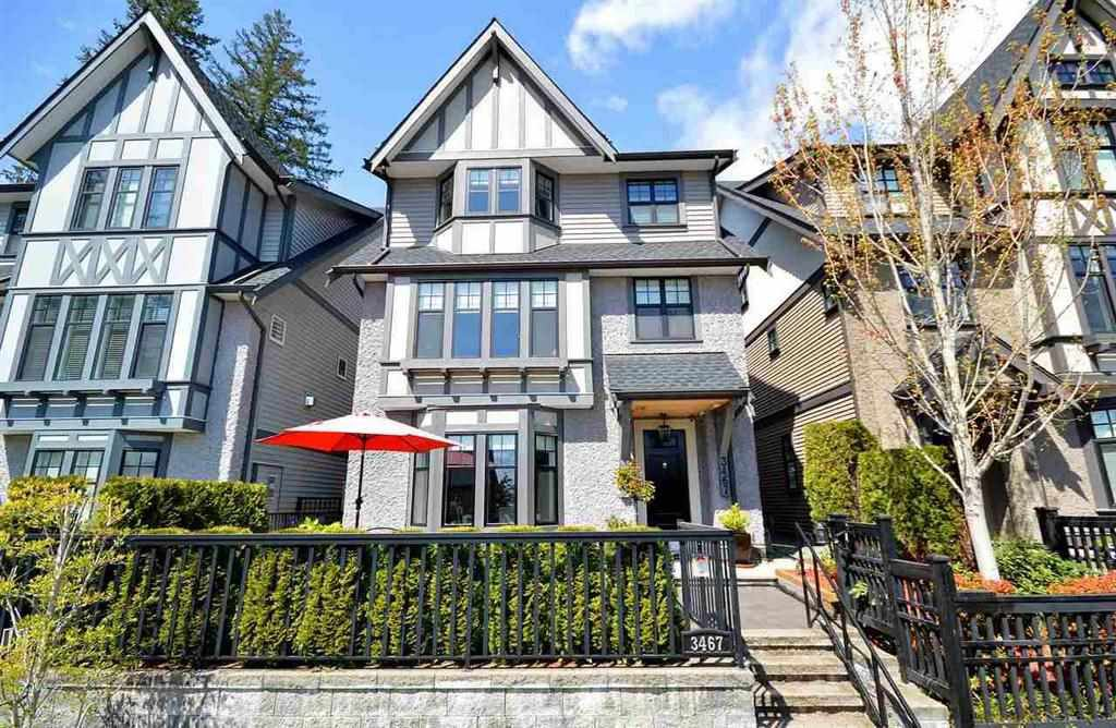 Main Photo: 3467 DAVID Avenue in Coquitlam: Burke Mountain House for sale : MLS®# R2388306
