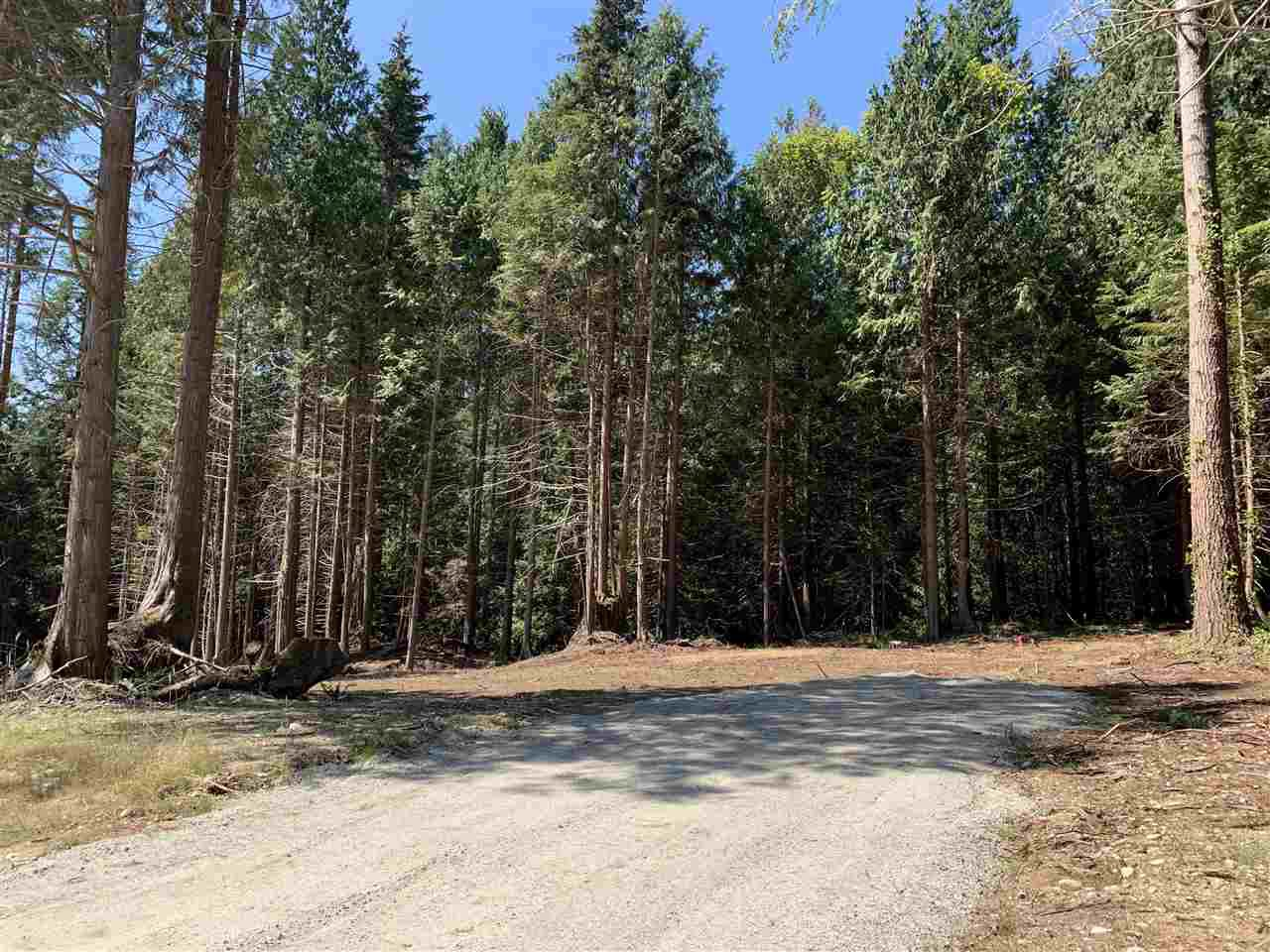Main Photo: LOT 11 LARGO Road: Roberts Creek Land for sale (Sunshine Coast)  : MLS®# R2406790