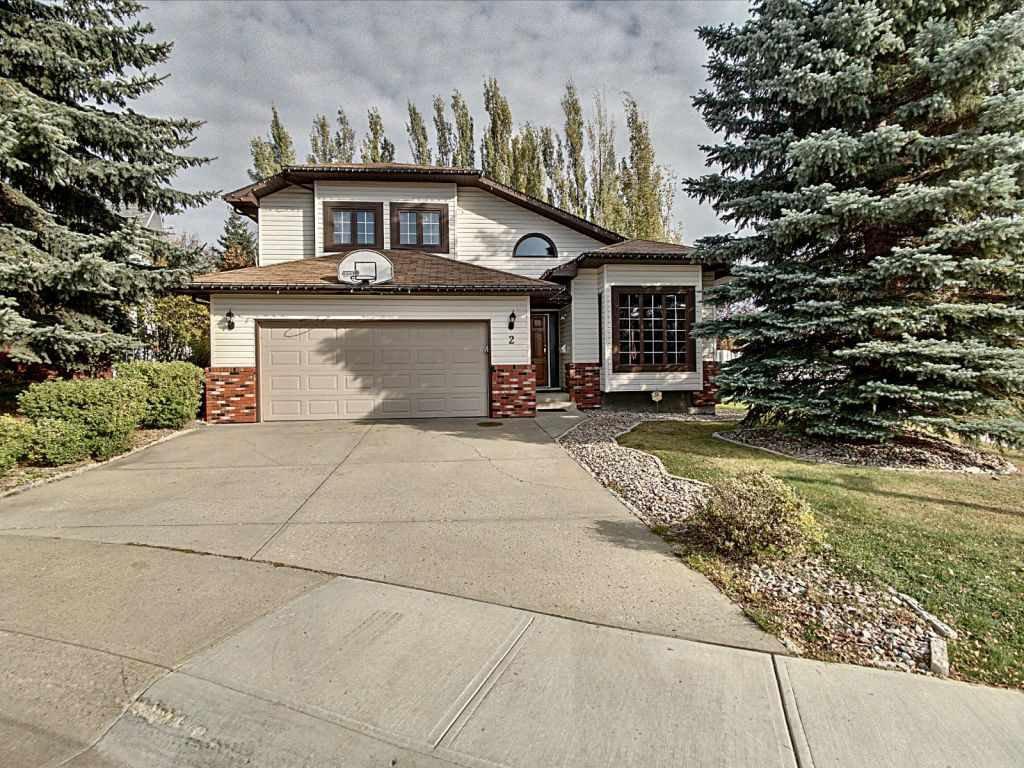 Main Photo: 2 Craigavon Drive: Sherwood Park House for sale : MLS®# E4180138