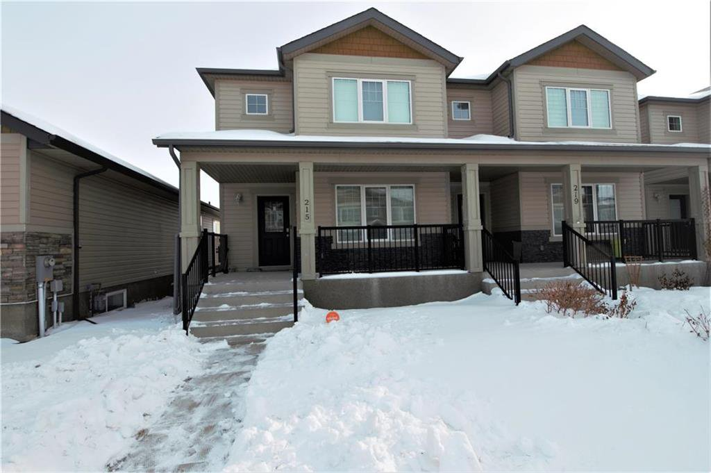 Main Photo: 215 Park West Drive in Winnipeg: Bridgwater Centre Residential for sale (1R)  : MLS®# 202003248