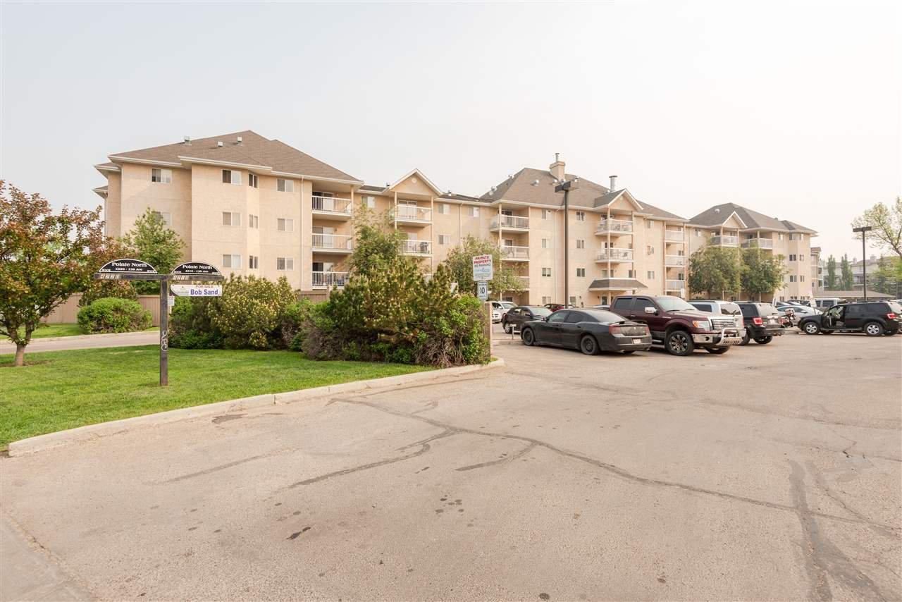 Main Photo: 124 4210 139 Avenue in Edmonton: Zone 35 Condo for sale : MLS®# E4192081