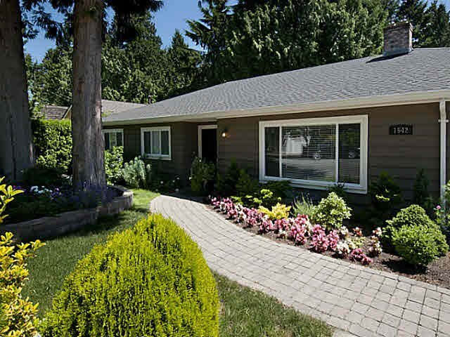 Main Photo: 1542 BRAID ROAD in : Beach Grove House for sale : MLS®# V1017116