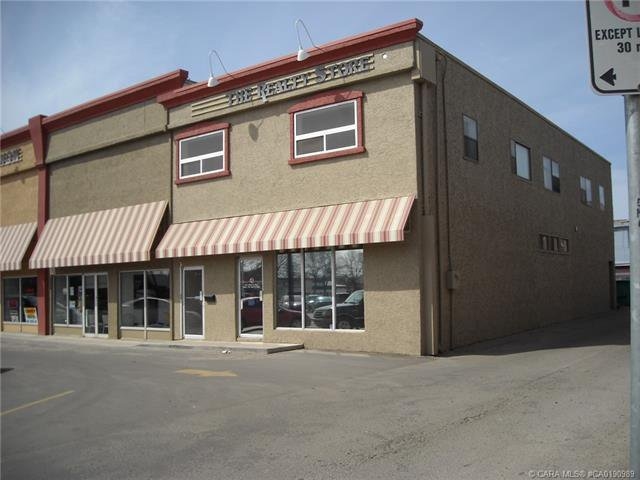 Main Photo: 4801 51 Avenue in Red Deer: Downtown Red Deer Commercial for lease : MLS®# A1027941