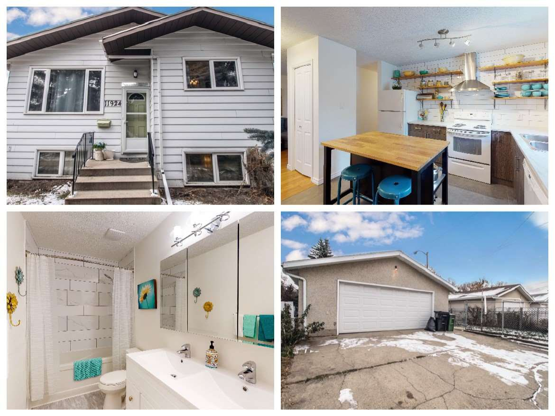 Main Photo: 11924 44 Street in Edmonton: Zone 23 House for sale : MLS®# E4219175