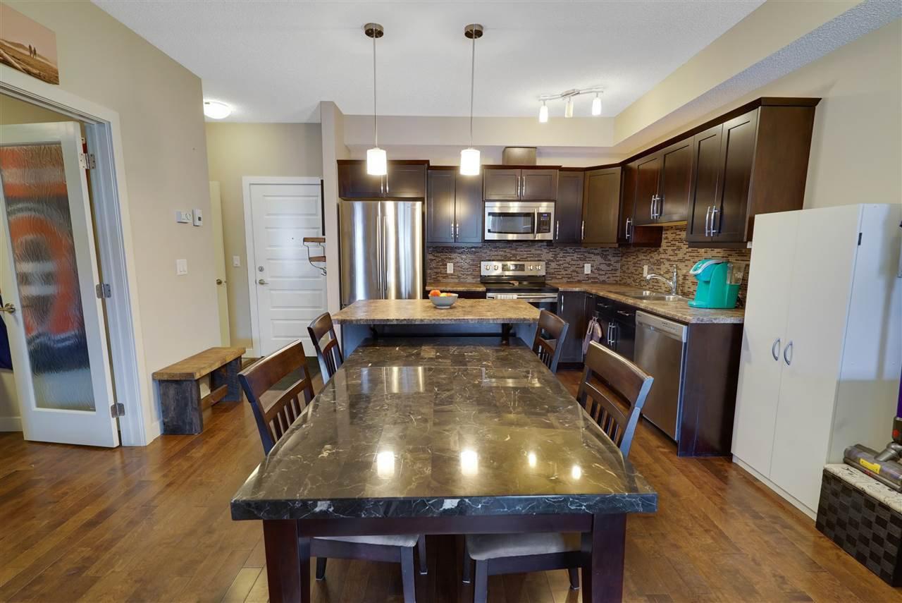 Main Photo: 101 10530 56 Avenue in Edmonton: Zone 15 Condo for sale : MLS®# E4221344