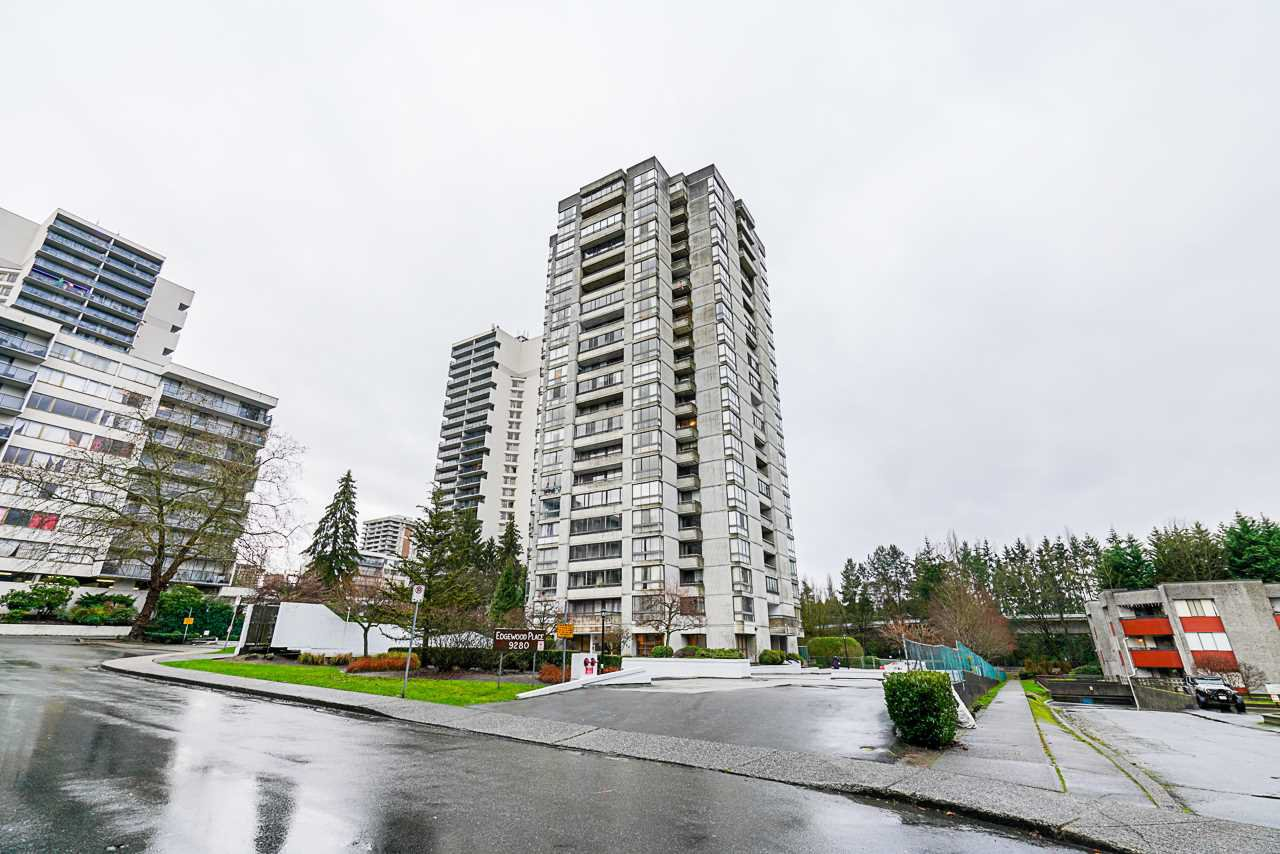 Main Photo: 1102 9280 SALISH Court in Burnaby: Sullivan Heights Condo for sale (Burnaby North)  : MLS®# R2525384