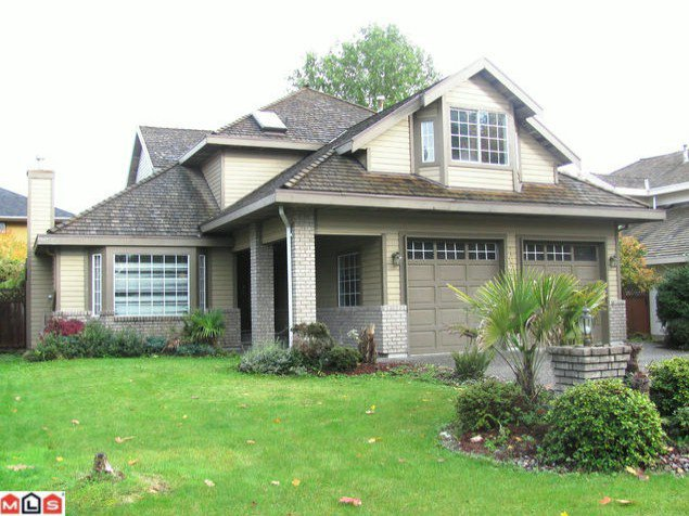 Main Photo: 10732 158TH Street in Surrey: Fraser Heights House for sale (North Surrey)  : MLS®# F1126606