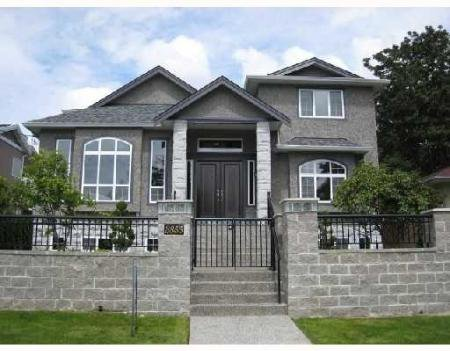 Main Photo: 3855 SOUTHWOOD ST in Burnaby: House for sale (Suncrest)  : MLS®# V675592