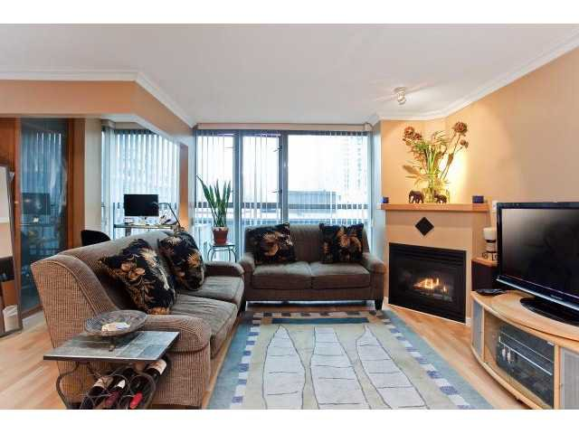 Main Photo: 928 Richards ST in Vancouver: Yaletown Condo for sale (Vancouver West)  : MLS®# V865872