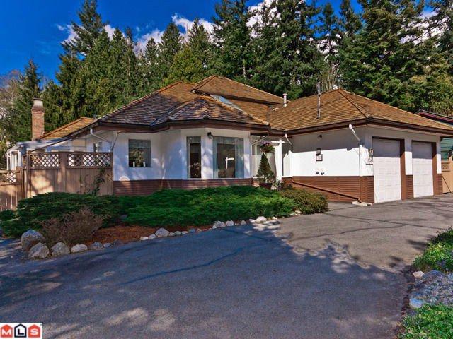Main Photo: 12745  23RD AV in White_Rock: Crescent Bch Ocean Pk. House for sale (South Surrey White Rock)  : MLS®# F1209197