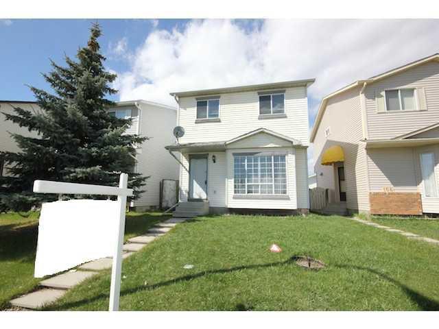 Main Photo: 158 MARTINDALE Boulevard NE in CALGARY: Martindale Residential Detached Single Family for sale (Calgary)  : MLS®# C3613352