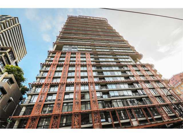 """Main Photo: 702 128 W CORDOVA Street in Vancouver: Downtown VW Condo for sale in """"Woodwards"""" (Vancouver West)  : MLS®# V1066426"""