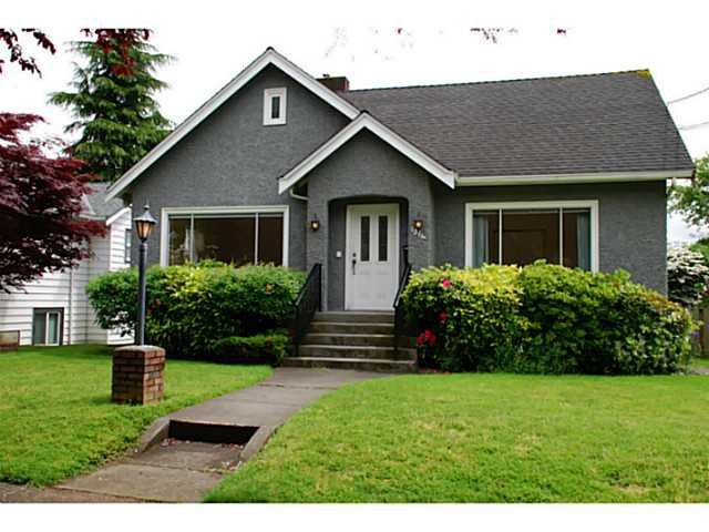 """Main Photo: 1514 LONDON Street in New Westminster: West End NW House for sale in """"WEST END"""" : MLS®# V1066680"""