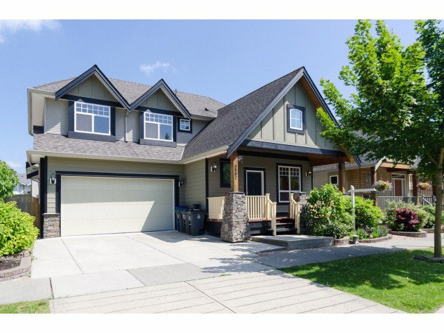 Main Photo: 6882 192A Street in Surrey: Clayton House for sale (Cloverdale)  : MLS®# F1412935