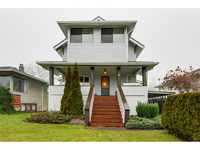 "Photo 1: Photos: 8655 10TH Avenue in Burnaby: The Crest House for sale in ""THE CREST"" (Burnaby East)  : MLS®# V1098179"