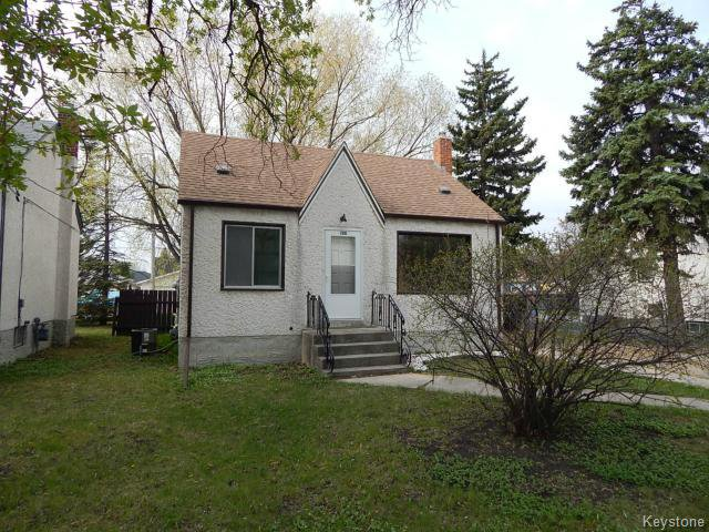 Main Photo: 288 Edison Avenue in WINNIPEG: North Kildonan Residential for sale (North East Winnipeg)  : MLS®# 1511957