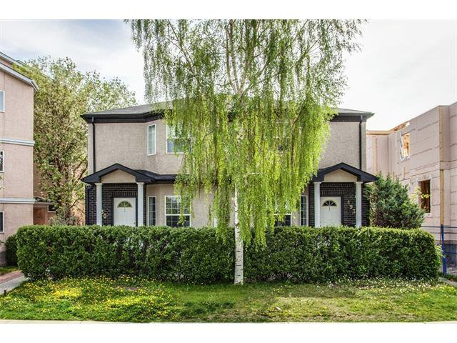 Main Photo: 2 1930 26 Street SW in Calgary: Killarney_Glengarry House for sale : MLS®# C4019447