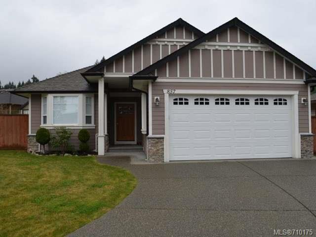 Main Photo: 857 Linwood Lane in NANAIMO: Na South Nanaimo House for sale (Nanaimo)  : MLS®# 710175
