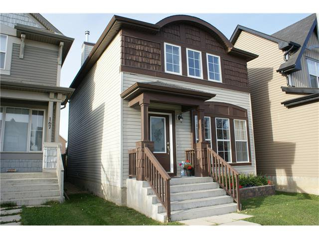 Main Photo: 163 AUBURN BAY Heights SE in Calgary: Auburn Bay House  : MLS®# C4035623