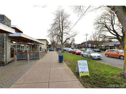 Main Photo: 105 1110 Oscar St in VICTORIA: Vi Fairfield West Condo Apartment for sale (Victoria)  : MLS®# 719434