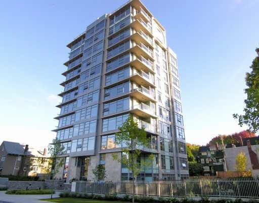 Main Photo: 901 1088 W 14TH AVENUE in : Fairview VW Condo for sale : MLS®# V809961