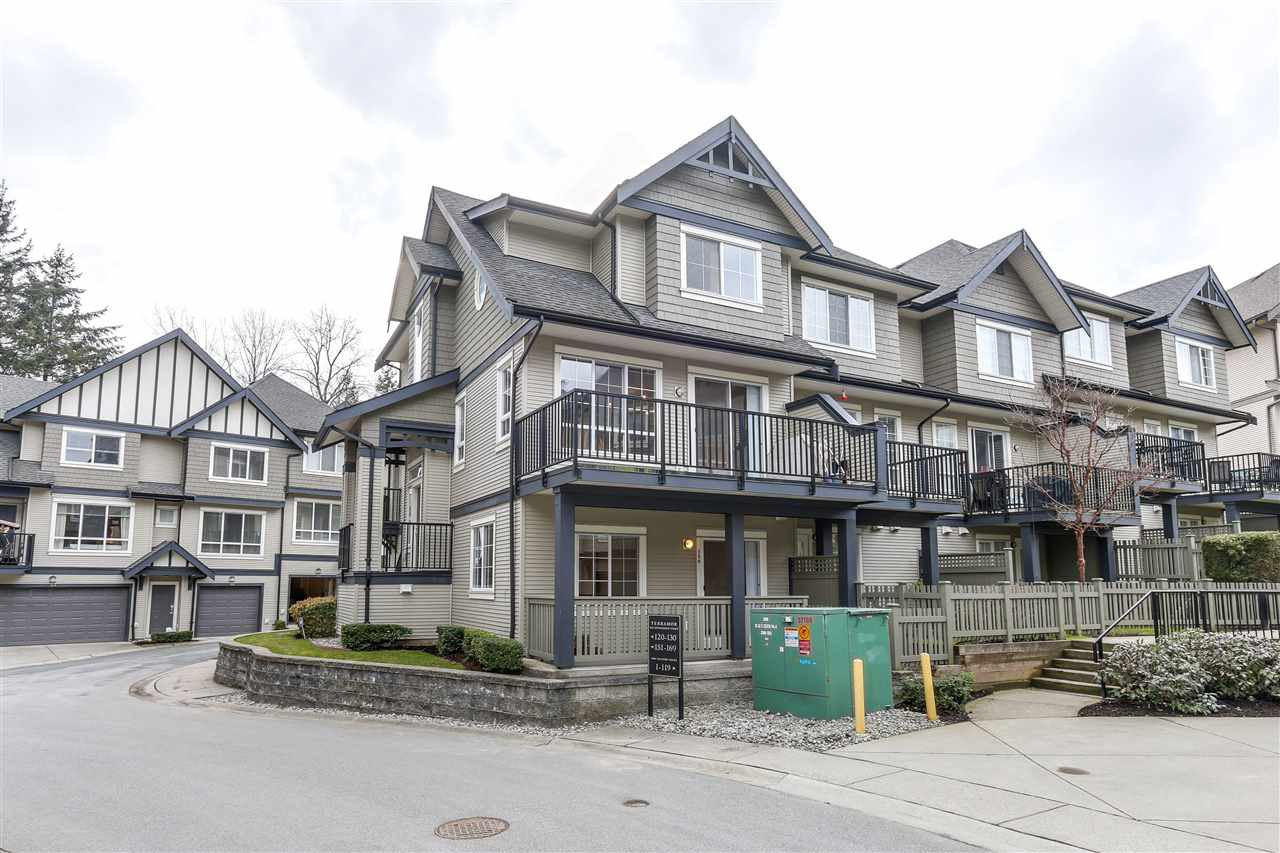 Main Photo: 130 9133 GOVERNMENT Street in Burnaby: Government Road Townhouse for sale (Burnaby North)  : MLS®# R2142307
