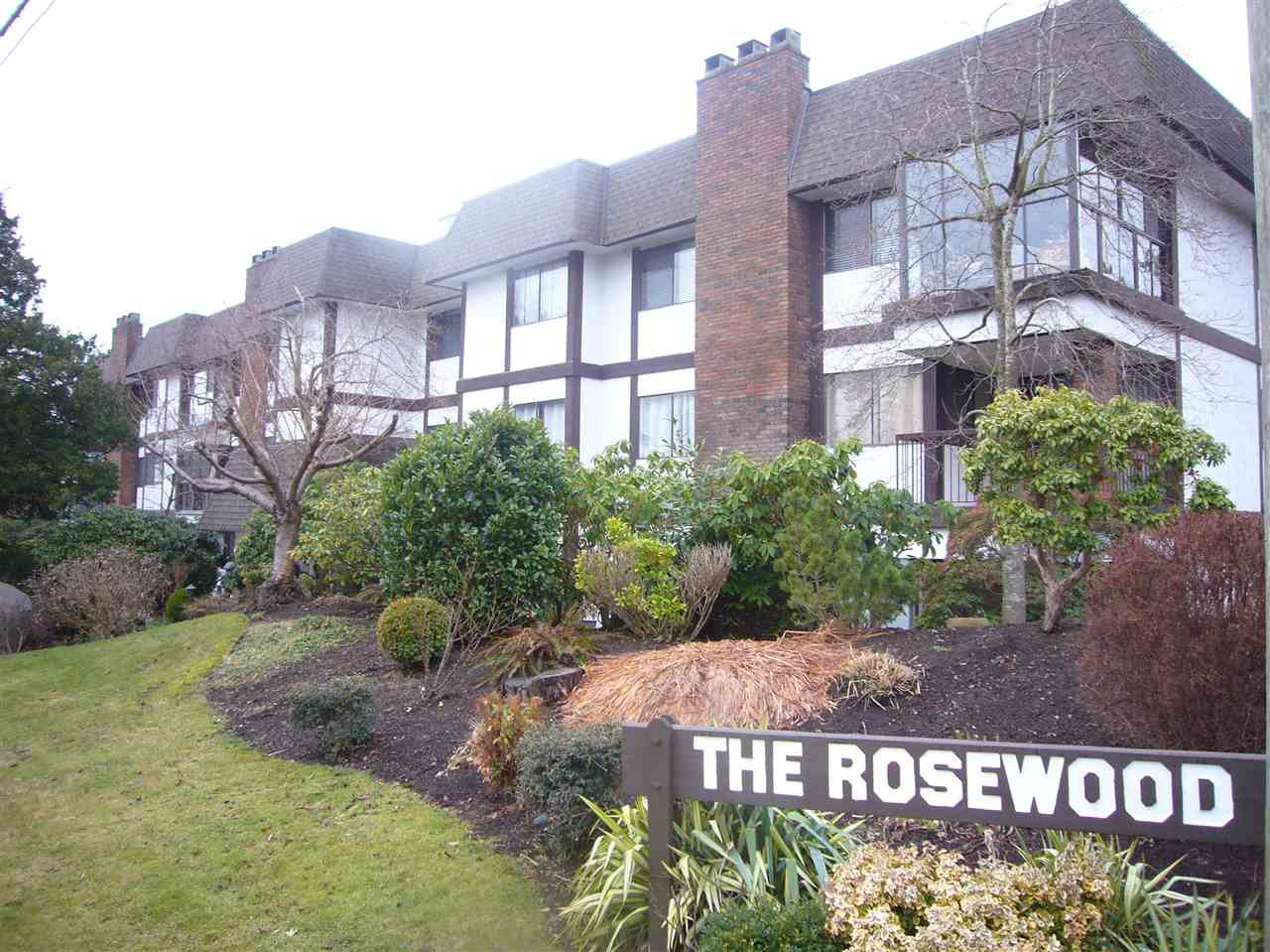 """Photo 1: Photos: 203 1379 MERKLIN Street: White Rock Condo for sale in """"THE ROSEWOOD"""" (South Surrey White Rock)  : MLS®# R2143563"""