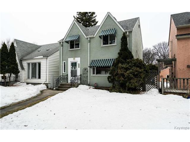 Main Photo: Dominion Street in Winnipeg: Residential for sale (5C)  : MLS®# 1704684