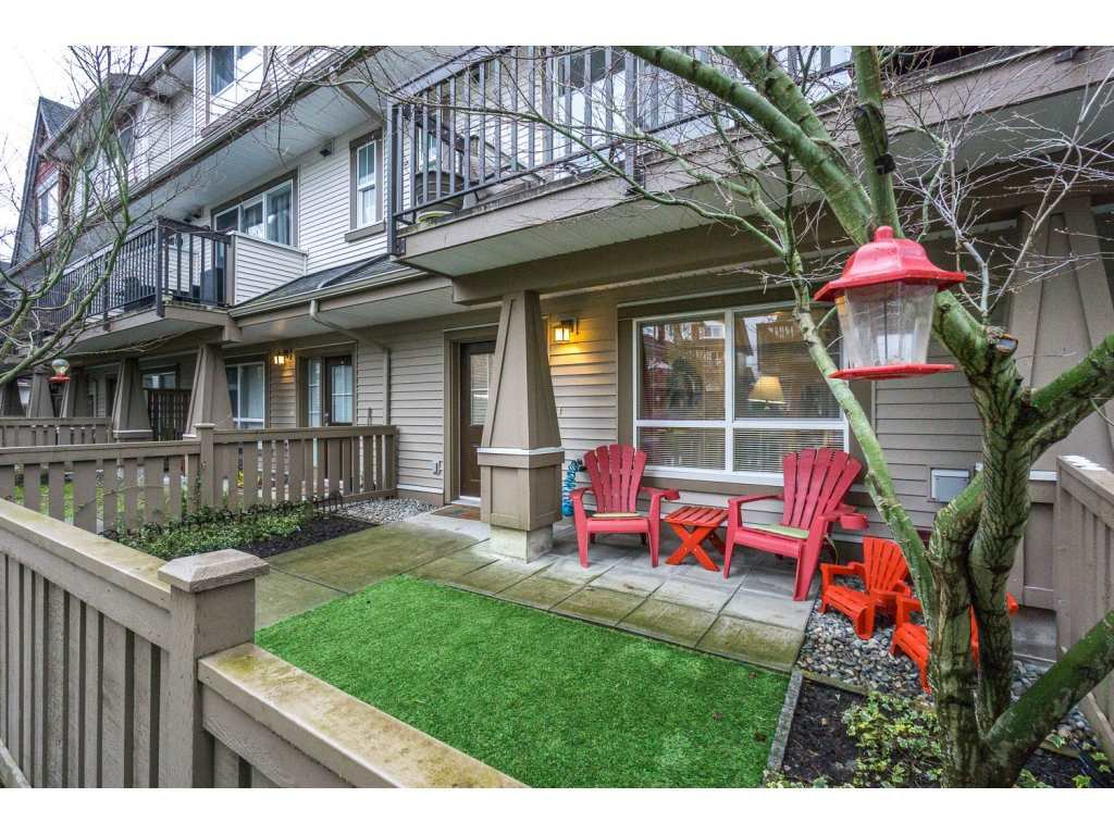 "Photo 18: Photos: 85 7155 189 Street in Surrey: Clayton Townhouse for sale in ""Bacara"" (Cloverdale)  : MLS®# R2144743"