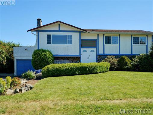 Main Photo: 267 Portsmouth Dr in VICTORIA: Co Lagoon House for sale (Colwood)  : MLS®# 760391