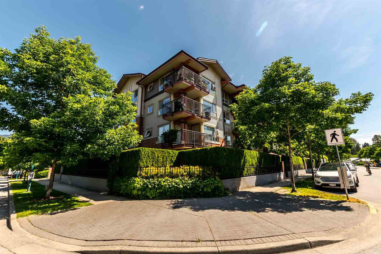 "Main Photo: 310 200 KLAHANIE Drive in Port Moody: Port Moody Centre Condo for sale in ""SALAL"" : MLS®# R2174958"