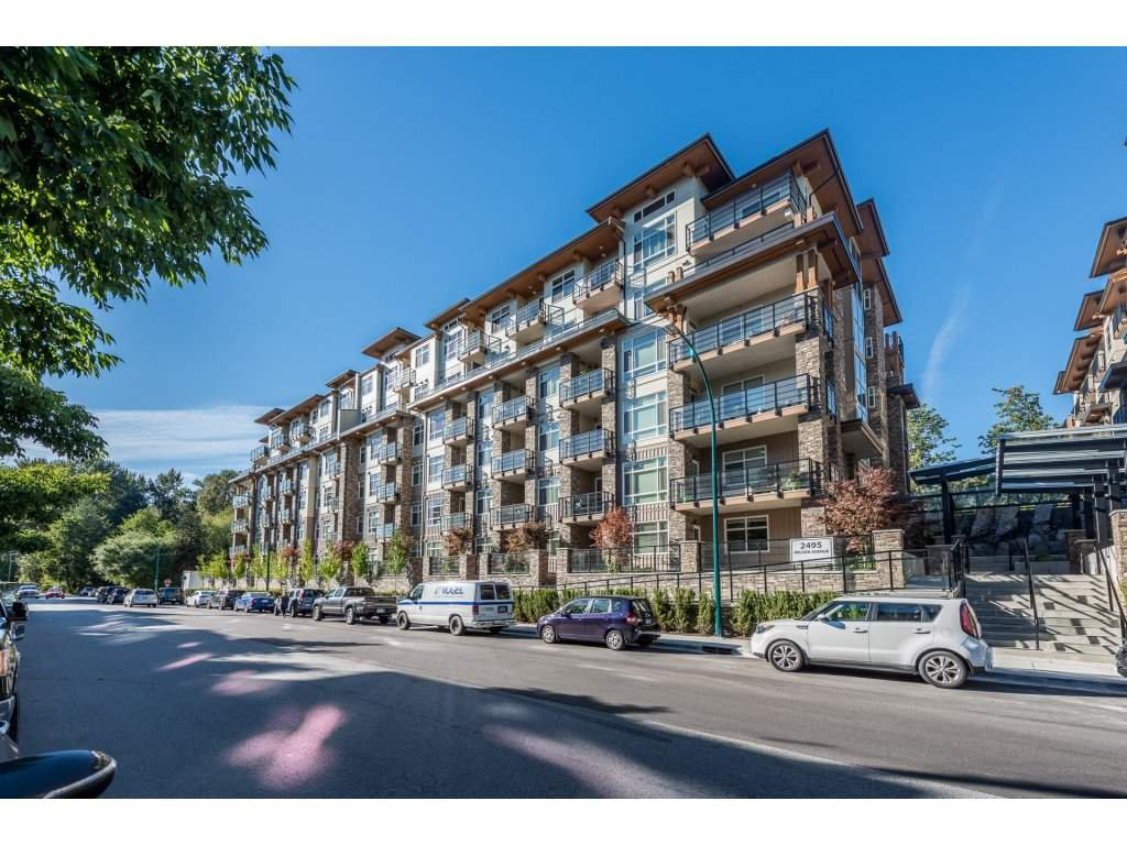 Main Photo: 508 2495 WILSON AVENUE in Port Coquitlam: Central Pt Coquitlam Condo for sale : MLS®# R2204780
