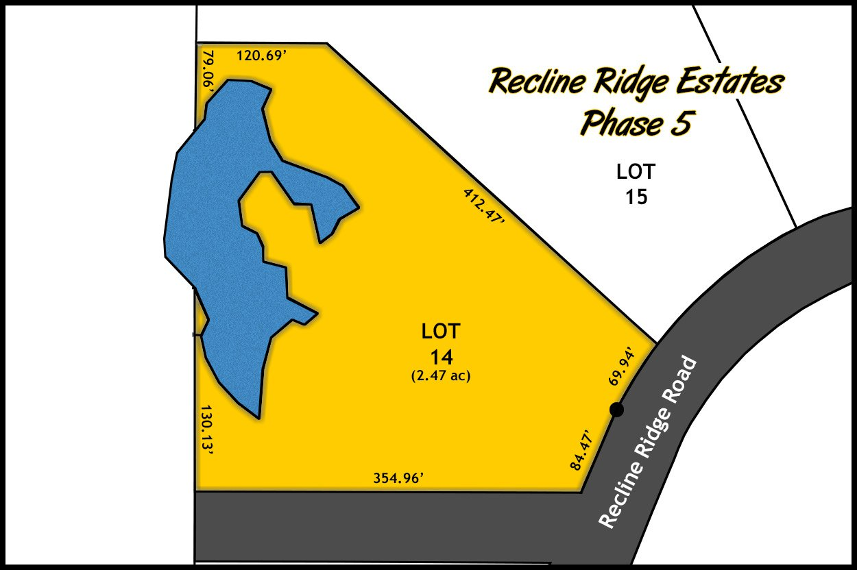 Photo 30: Photos: Lot 14 Recline Ridge Road in Tappen: Land Only for sale : MLS®# 10200569