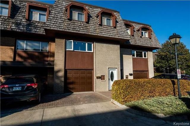 Main Photo: 26 341 Westwood Drive in Winnipeg: Westwood Condominium for sale (5G)  : MLS®# 1726809