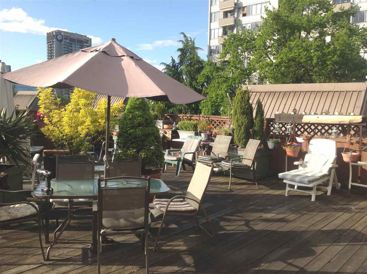 """Photo 13: Photos: 211 1500 PENDRELL Street in Vancouver: West End VW Condo for sale in """"Pendrell Mews"""" (Vancouver West)  : MLS®# R2218931"""