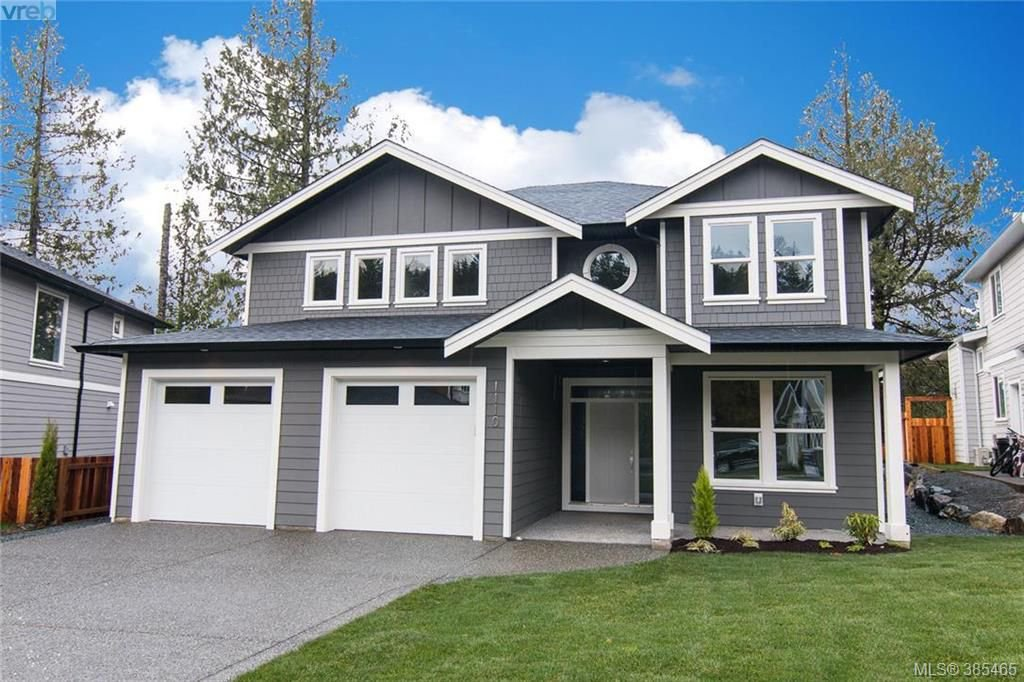 Main Photo: 1110 Braelyn Pl in VICTORIA: La Olympic View House for sale (Langford)  : MLS®# 774561
