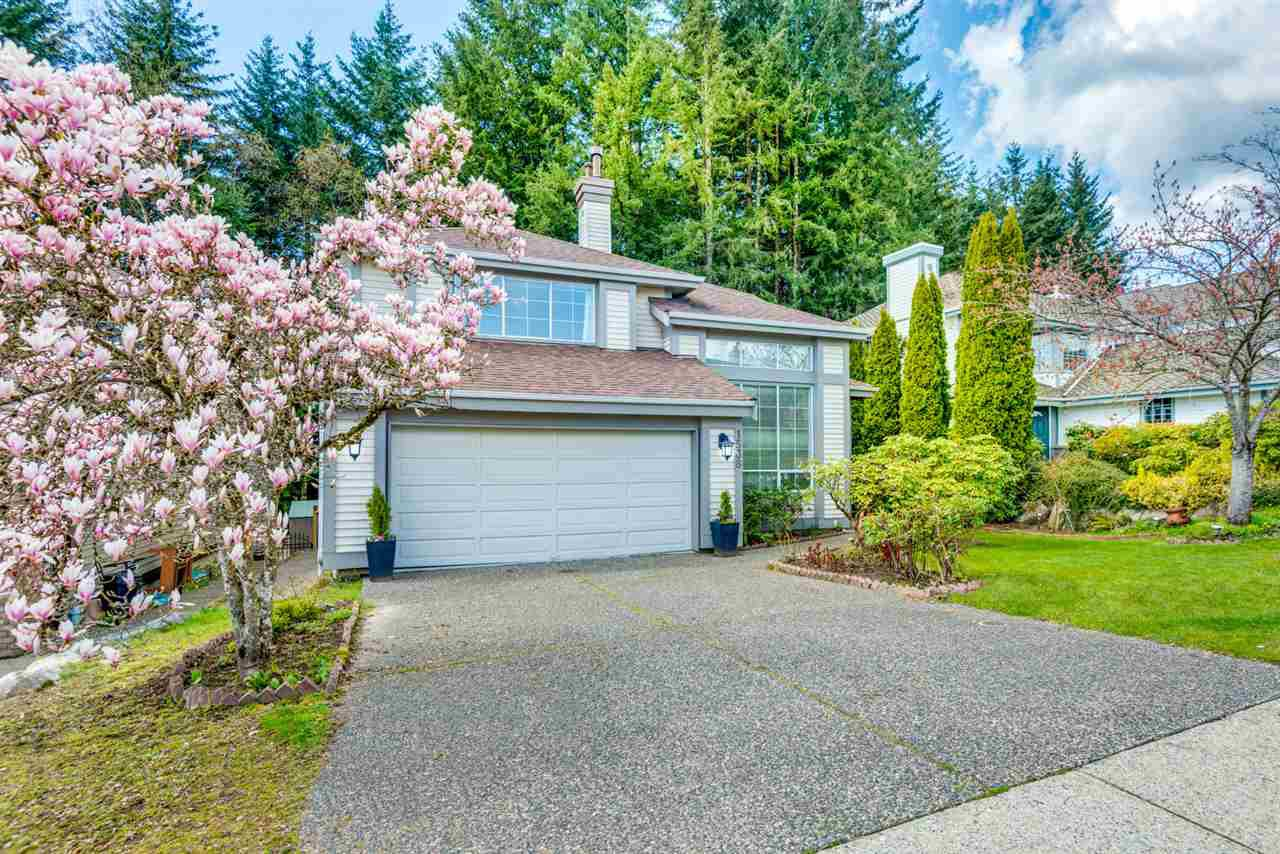 Main Photo: R2259953 - 1538 TANGLEWOOD LANE, COQUITLAM HOUSE