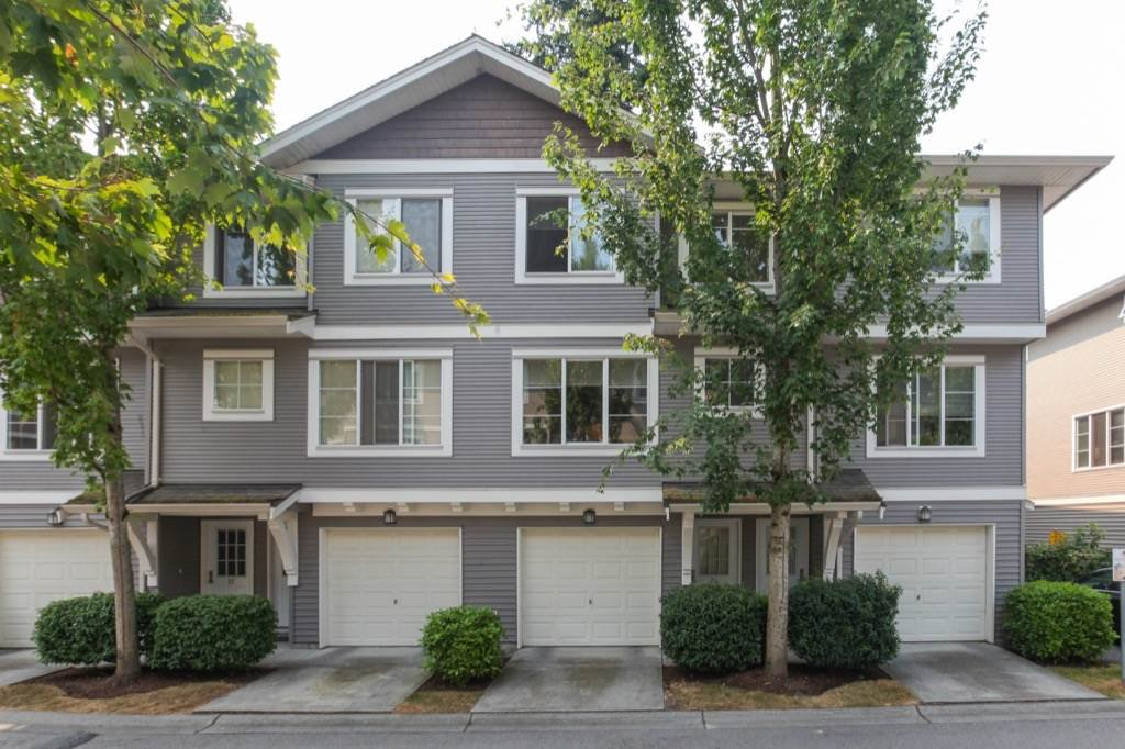 "Main Photo: 24 15155 62A Avenue in Surrey: Sullivan Station Townhouse for sale in ""OAKLANDS"" : MLS®# R2296516"