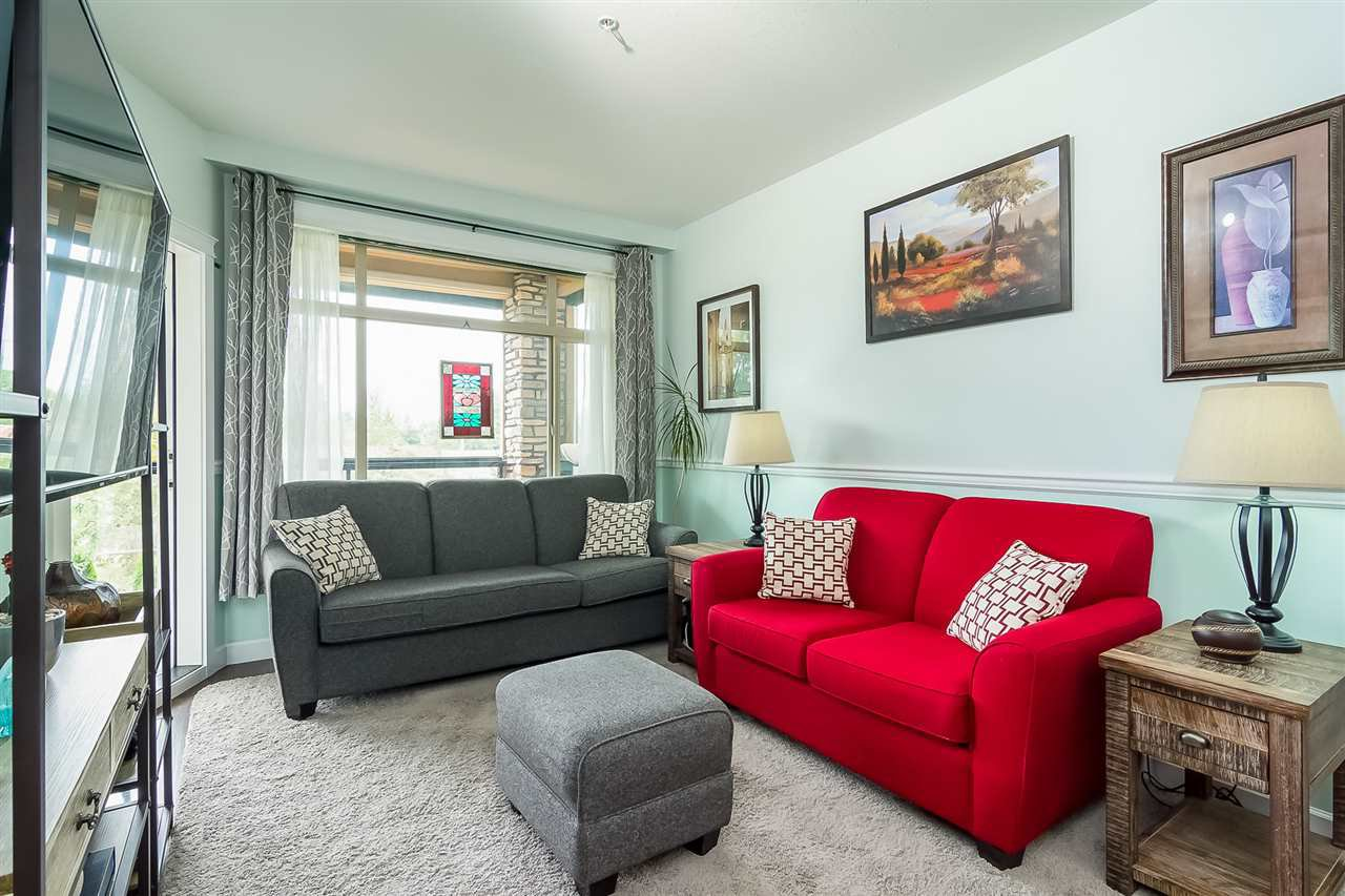 """Photo 4: Photos: 207 8067 207 Street in Langley: Willoughby Heights Condo for sale in """"Yorkson Creek - Parkside 1"""" : MLS®# R2329438"""