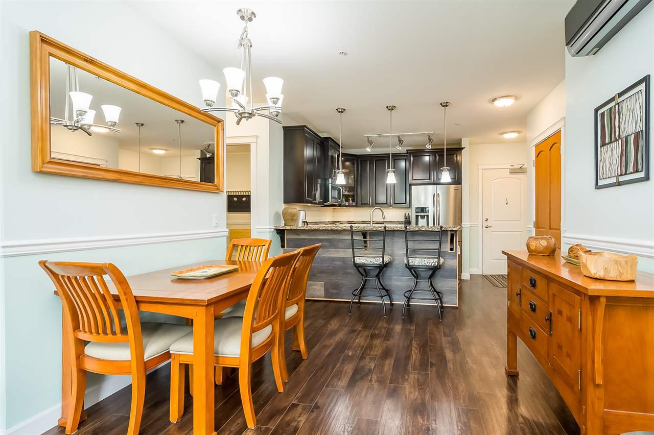 """Photo 7: Photos: 207 8067 207 Street in Langley: Willoughby Heights Condo for sale in """"Yorkson Creek - Parkside 1"""" : MLS®# R2329438"""