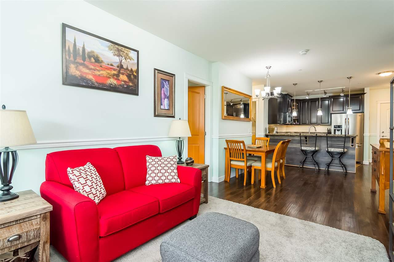 """Photo 6: Photos: 207 8067 207 Street in Langley: Willoughby Heights Condo for sale in """"Yorkson Creek - Parkside 1"""" : MLS®# R2329438"""