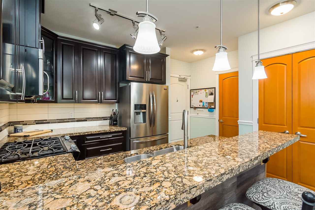 """Photo 10: Photos: 207 8067 207 Street in Langley: Willoughby Heights Condo for sale in """"Yorkson Creek - Parkside 1"""" : MLS®# R2329438"""