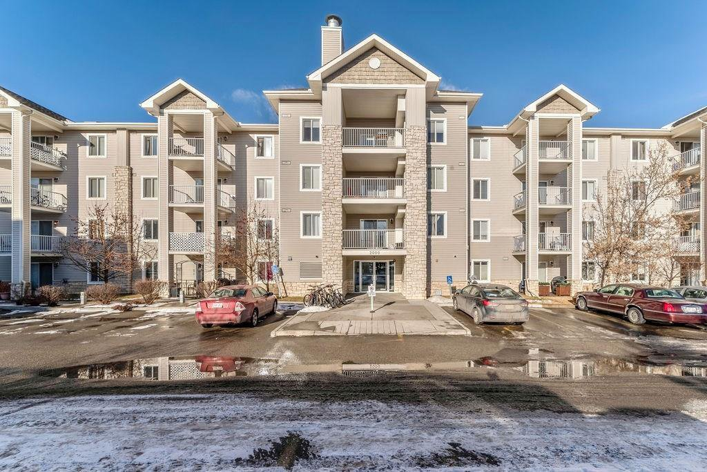 Main Photo: 2112 16320 24 Street SW in Calgary: Bridlewood Apartment for sale : MLS®# C4223395