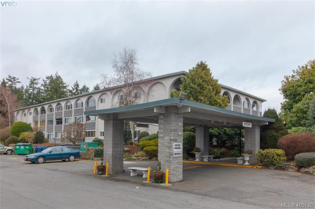 Main Photo: 202 2050 White Birch Rd in SIDNEY: Si Sidney North-East Condo Apartment for sale (Sidney)  : MLS®# 805033